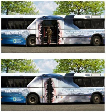 Idée Creative Bus11