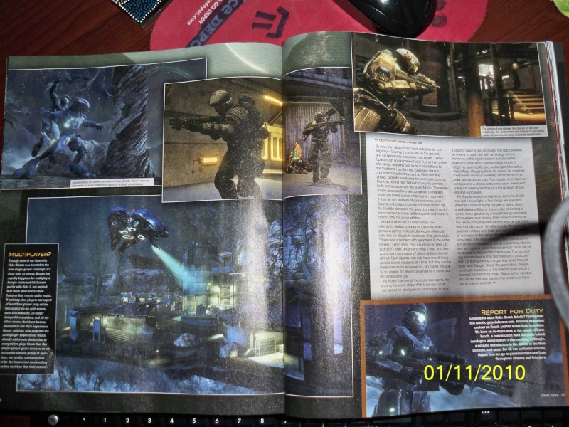 Halo reach information from gameinformer mag 100_0913