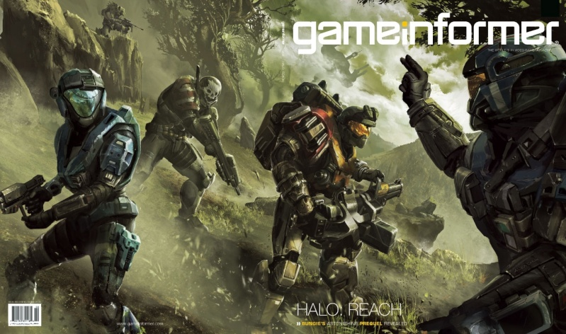 the Halo reach info and pics in this thread, from the MLG boards 202cov10