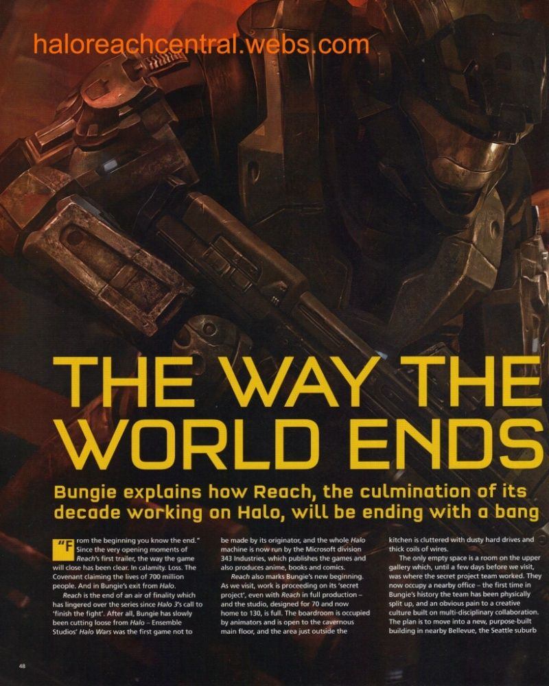 More halo reach info from EDGE with Scans Page4810