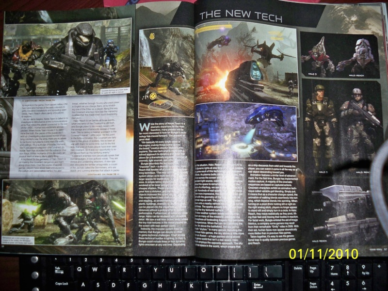 the Halo reach info and pics in this thread, from the MLG boards Reach_10