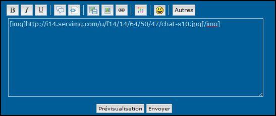 TUTORIEL >INSERER UNE IMAGE SUR LE FORUM< Captur16