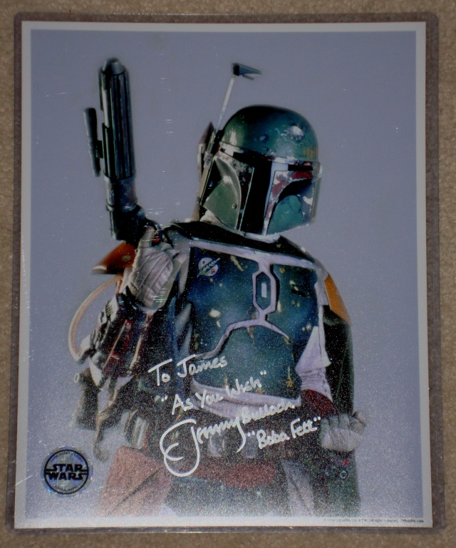***UPDATE***   Vintage Star Wars Trilogy Autograph Collection Bulloc11