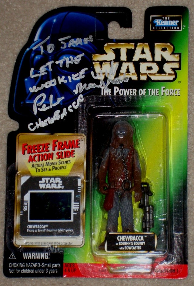 ***UPDATE***   Vintage Star Wars Trilogy Autograph Collection Chewba10