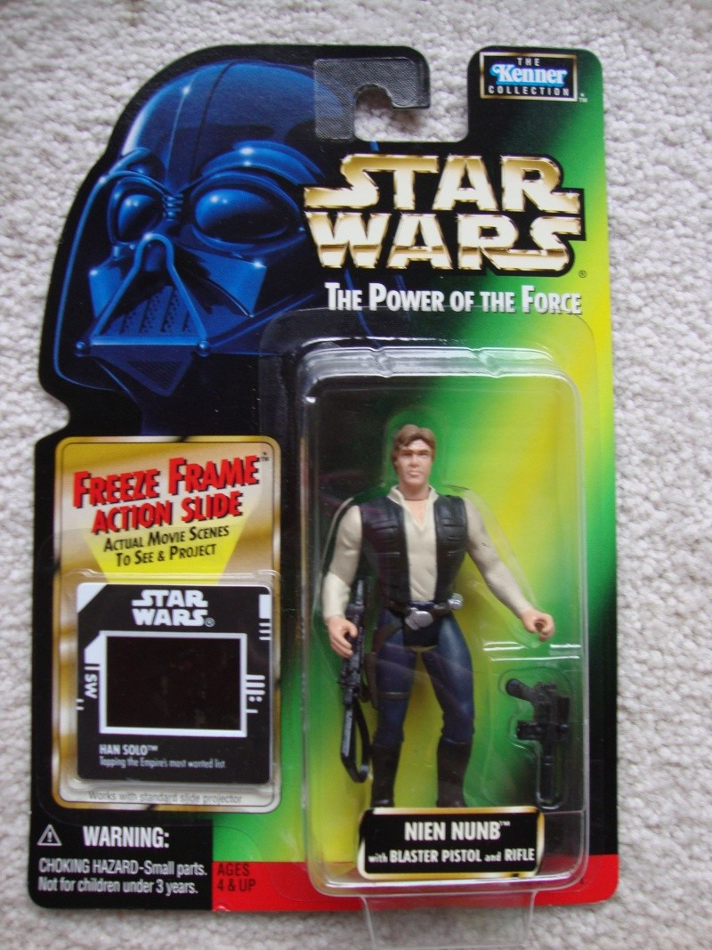 !!! SOLD !!!  POTF2 Han Solo w/ Nien Nunb Sticker Error Dsc00611
