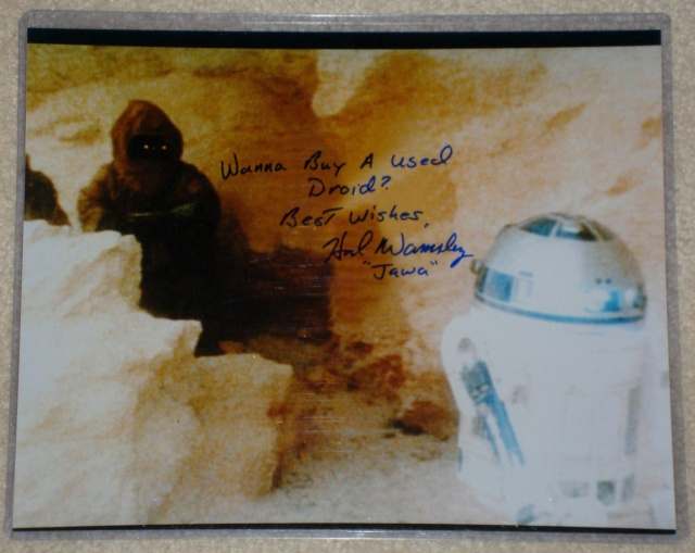 ***UPDATE***   Vintage Star Wars Trilogy Autograph Collection Hal_wa10