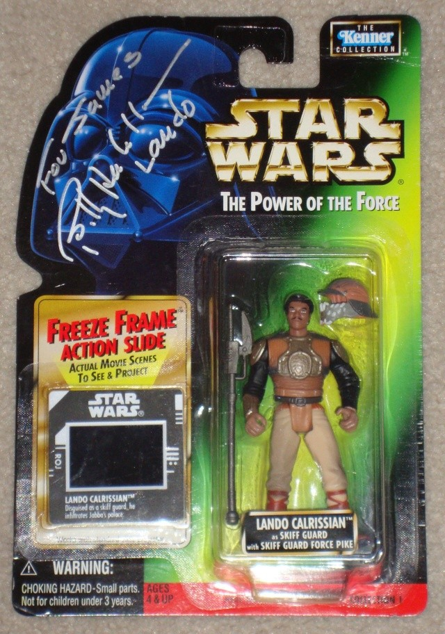 ***UPDATE***   Vintage Star Wars Trilogy Autograph Collection Lando_11