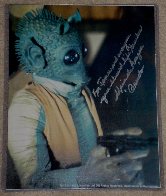***UPDATE***   Vintage Star Wars Trilogy Autograph Collection Maria_11