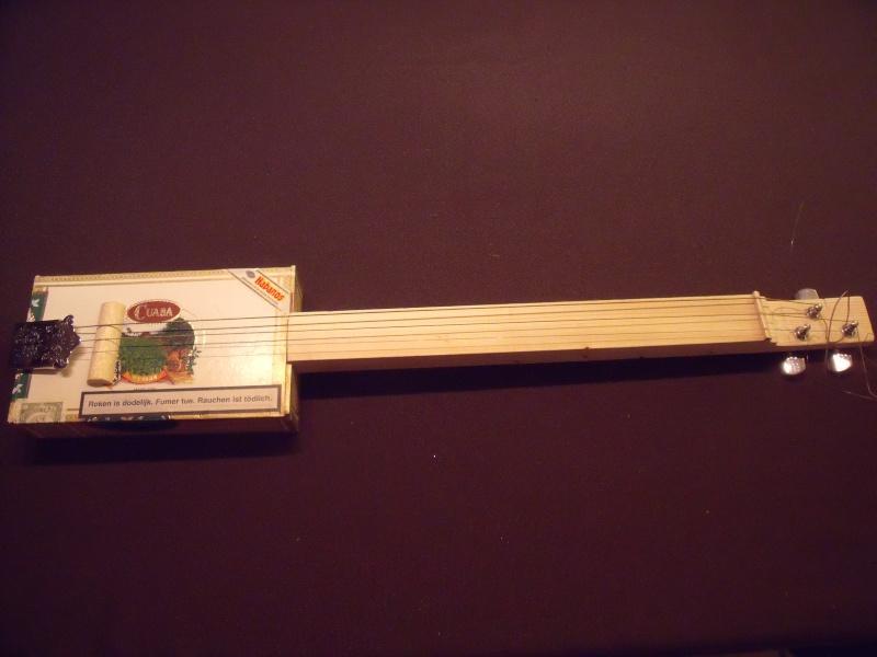 Cigar Box Guitar Cbg_0010
