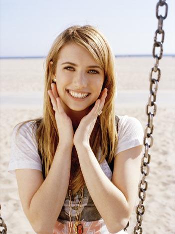 Emma Roberts es Lucy Levesque 21166110