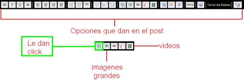 Como subir foto en mi post Dibujo10