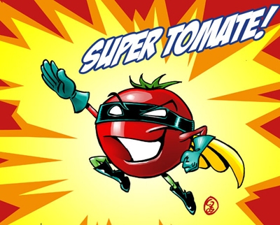 Supertomate en la universidad