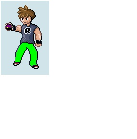 my first sprite Untitl10