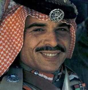 جلالة المغفور له الملك الحسين بن طلال رحمه الله N6344710