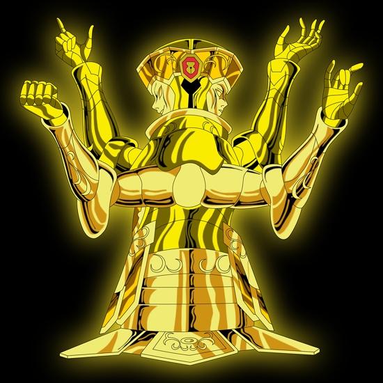 Armure du gémeaux Armure13