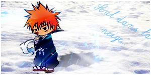 Seul dans la neige... Ichigo10