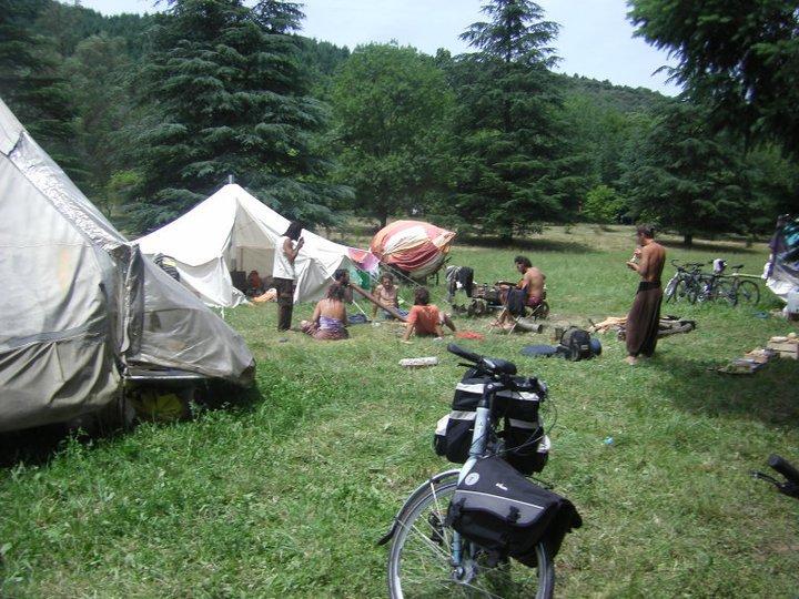 Voyage à vélo été 2011  22382610