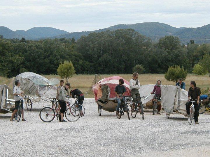 Voyage à vélo été 2011  24819110
