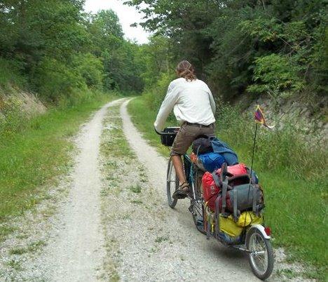 Voyage à vélo été 2011  30269510
