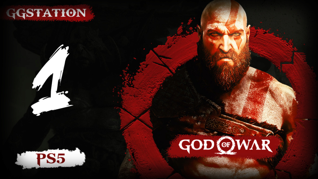 [1080p HD] God of War   (PS5)  تختيم لعبة إله الحرب - بداية جديدة God_of10