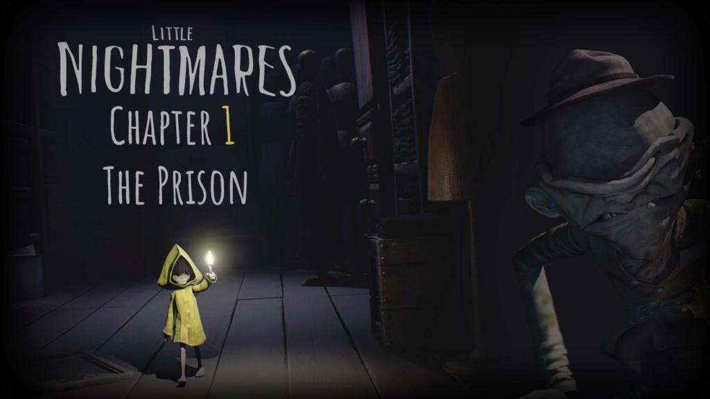 [720p HD] Little Nightmares   (PS5) تختيم لعبة كوابيس صغيرة - السجن #1 Little10