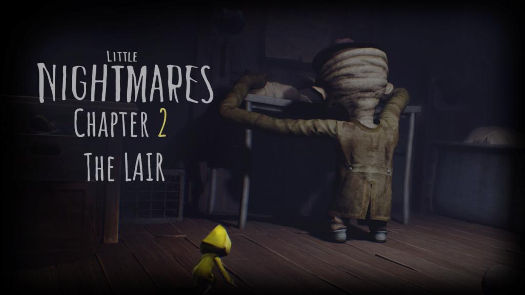 [720p HD] Little Nightmares | (PS5) تختيم لعبة كوابيس صغيرة - الكاذب #2 Little11