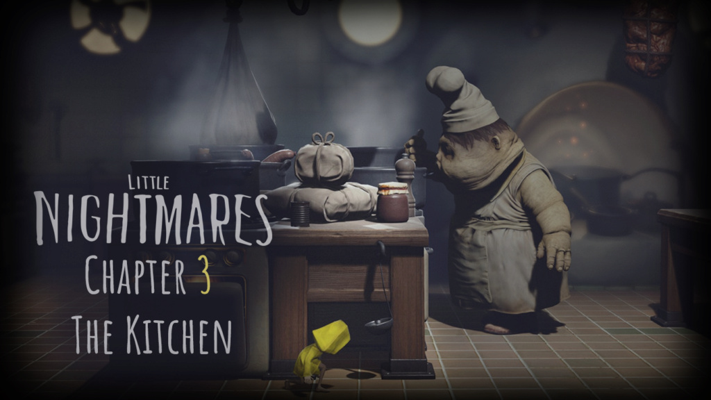 [720p HD] Little Nightmares | (PS5) تختيم لعبة كوابيس صغيرة - المطبخ #3 Little12