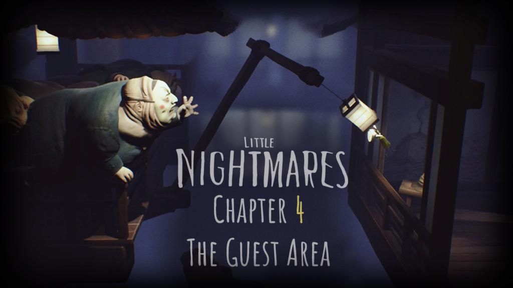 [720p HD] Little Nightmares | (PS5) تختيم لعبة كوابيس صغيرة - الضيوف #4 Little13
