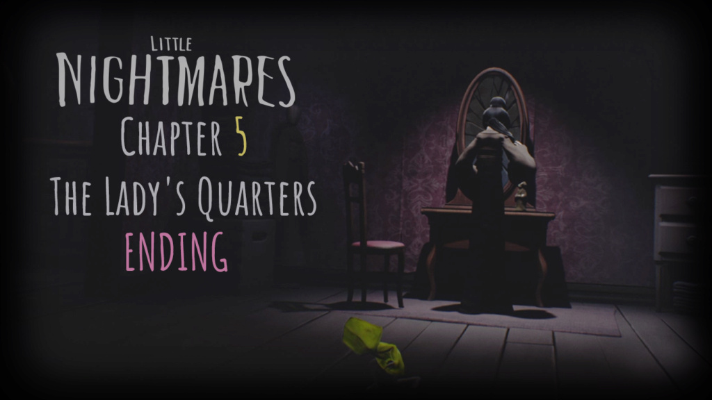 [720p HD] Little Nightmares | (PS5) تختيم لعبة كوابيس صغيرة - السيدة #5 Little15