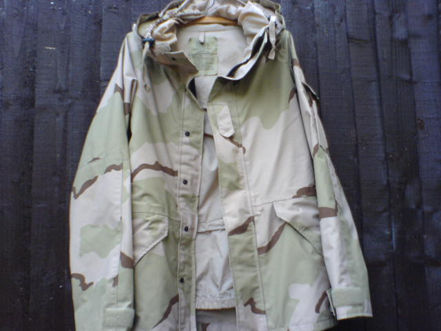 Extended Cold Weather Clothing System Parka. Ecws_d10