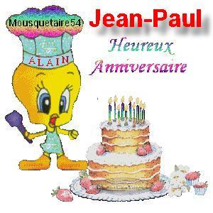 Anniversaire de Jean Paul (Polux) Jean-p10