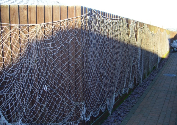 Investigation after 75ft net retrieved from river 38640110