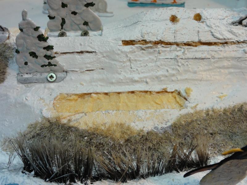 Winterspaß der Tiere, Zinnfiguren- flach, Raizinn Dsc08211