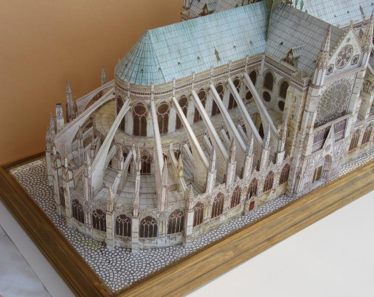 Kathedrale Notre Dame, 1:250, L'Instant Durable Img_0012