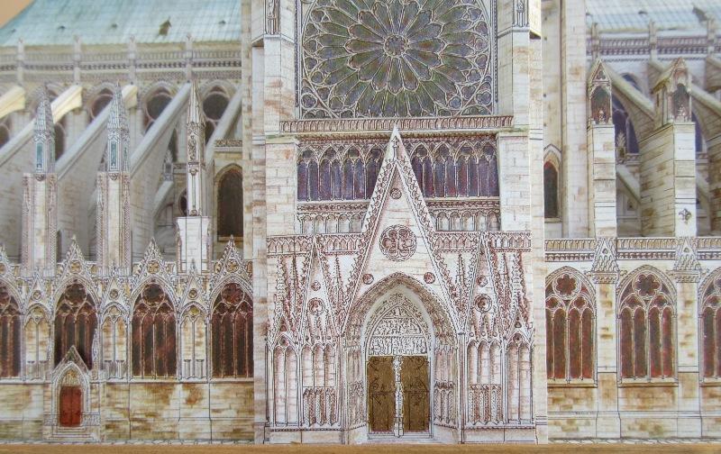 Kathedrale Notre Dame, 1:250, L'Instant Durable Img_0013