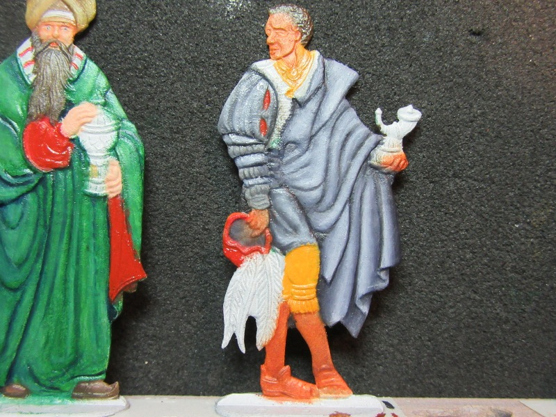 Dürer Krippe, 50mm Figuren Img_0111