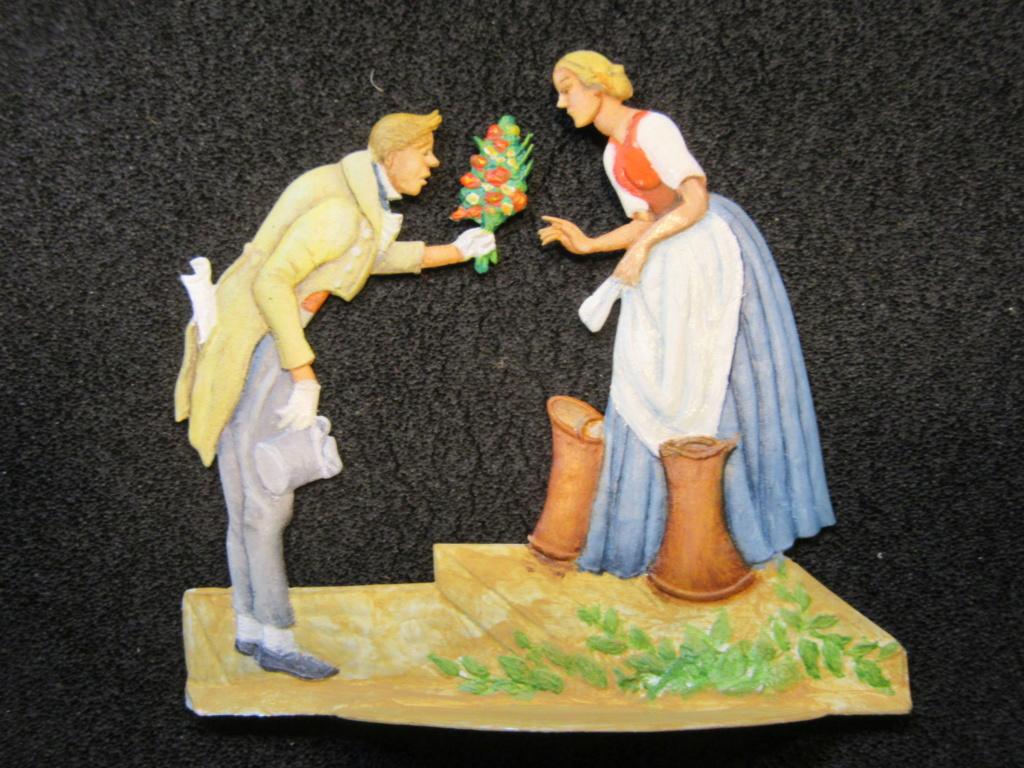 Spitzweg, der ewige Hochzeiter, 45mm Img_0183
