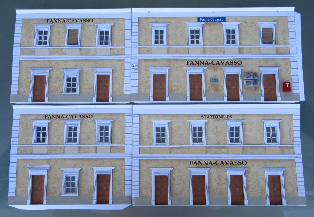Stazione di Fanna-Cavasso, Norditalien / HS-Design, 1:45 Img_0202
