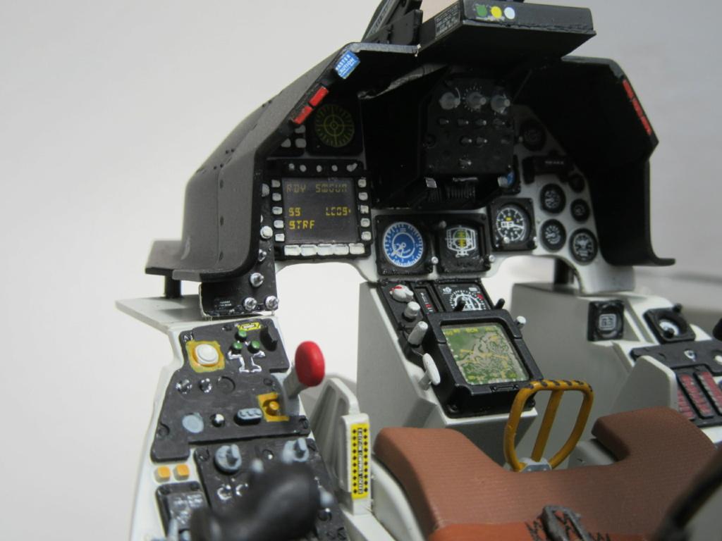 Cockpit F-16, Italeri 1:12 Img_0251