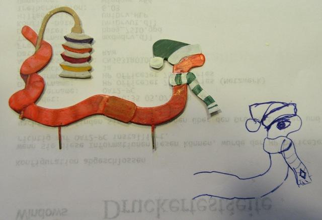 Laternenzug der Tiere, Flachfiguren 54 mm, Raizinn Img_2524