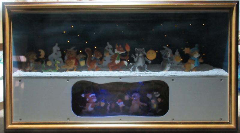 Laternenzug der Tiere, Flachfiguren 54 mm, Raizinn - Seite 2 Img_2714