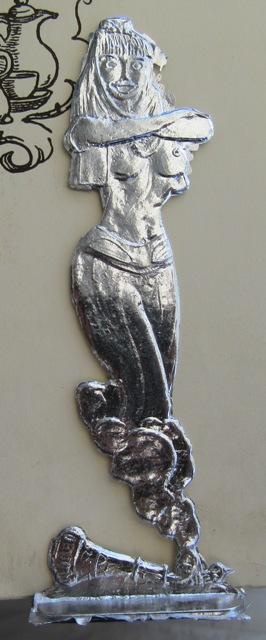 Laternenzug der Tiere, Flachfiguren 54 mm, Raizinn Schmal13