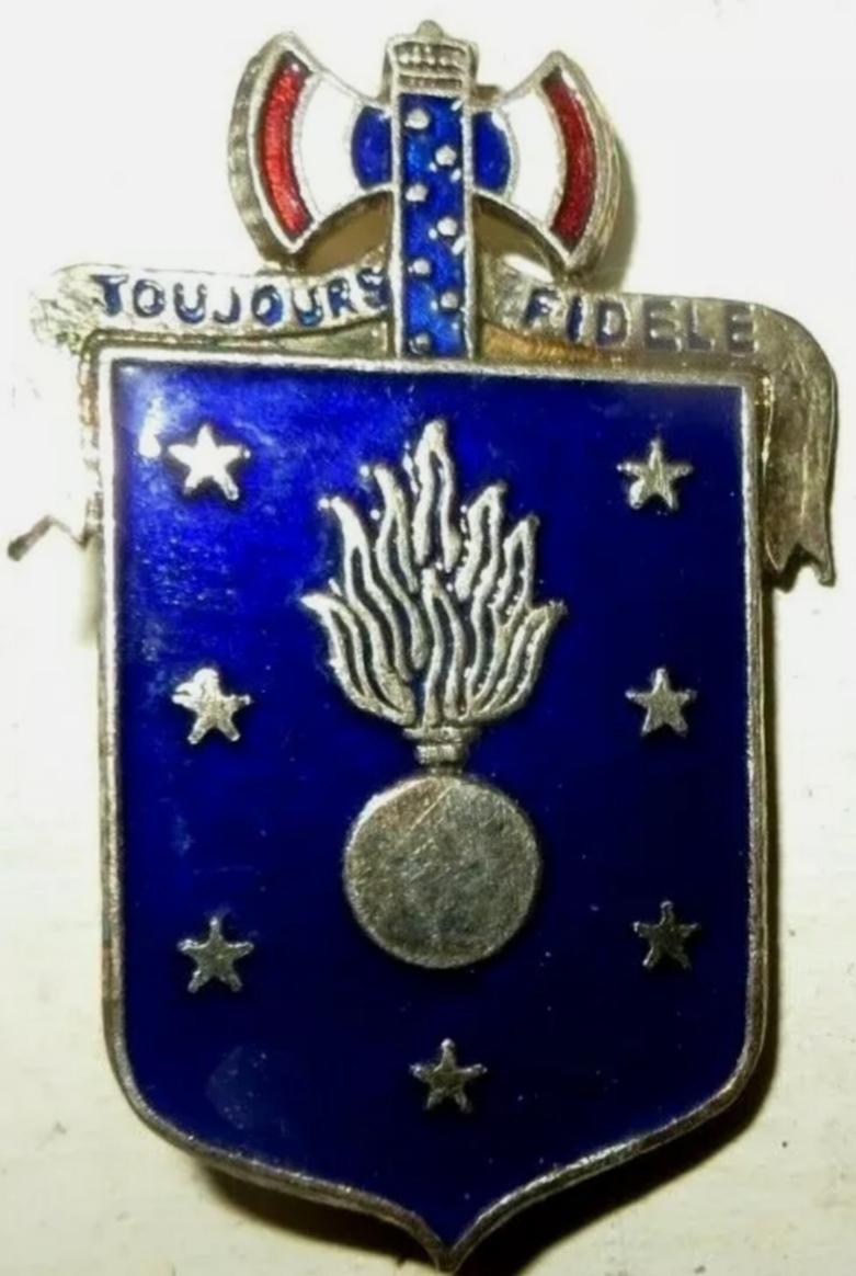 Insigne Gendarmerie Vichy Img_2438
