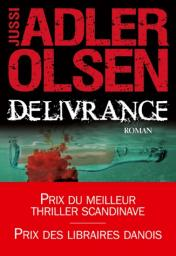 LES ENQUETES DU DEPARTEMENT V (Tome 3) DELIVRANCE de Jussi Adler Olsen Cvt_de10