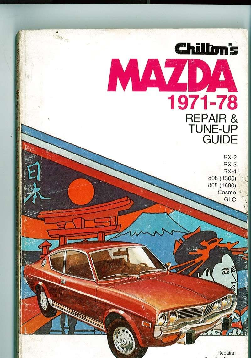 [TOPIC OFFICEL] MAZDA 121 / RX5 ou COSMO AP - Page 5 110
