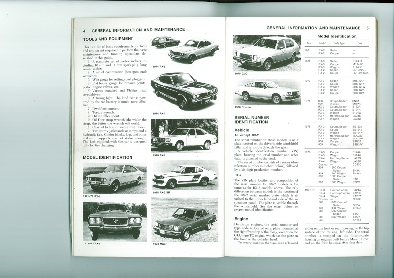 [TOPIC OFFICEL] MAZDA 121 / RX5 ou COSMO AP - Page 5 210