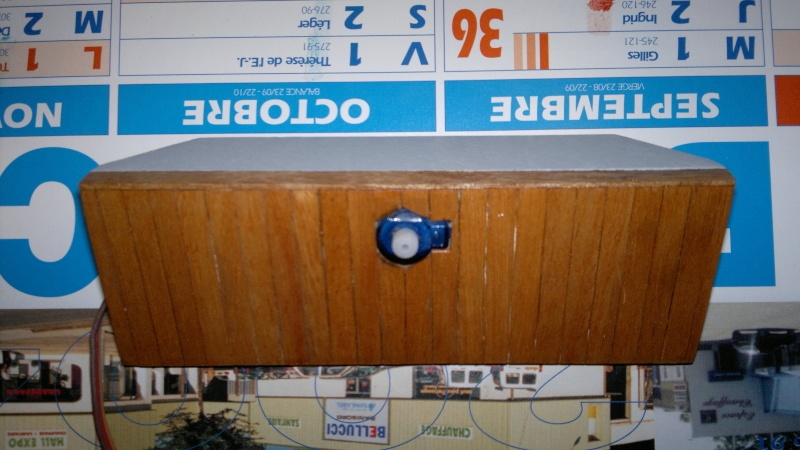 Remorqueur portuaire CAP SIZUN au 1/25è   10410