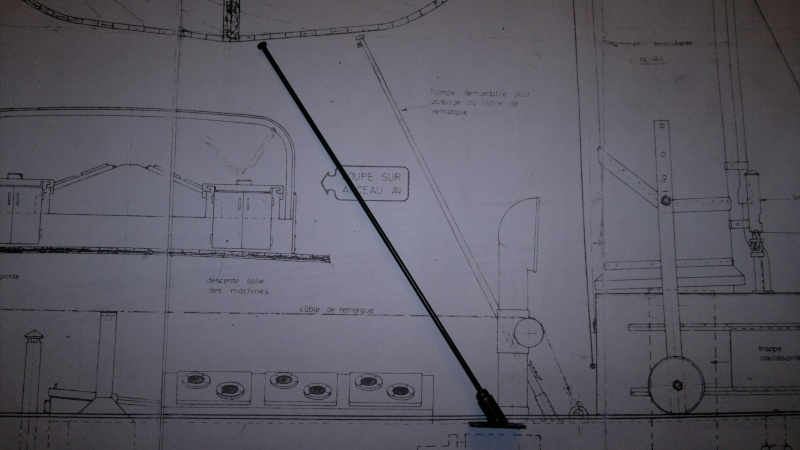 Remorqueur portuaire CAP SIZUN au 1/25è   12610
