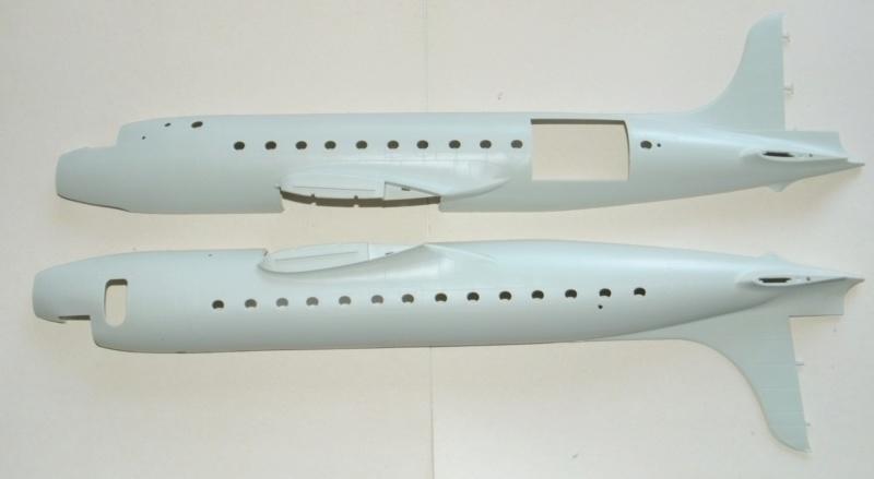 C-54 D  SKYMASTER in 1:72 von Revell. Dsci0115
