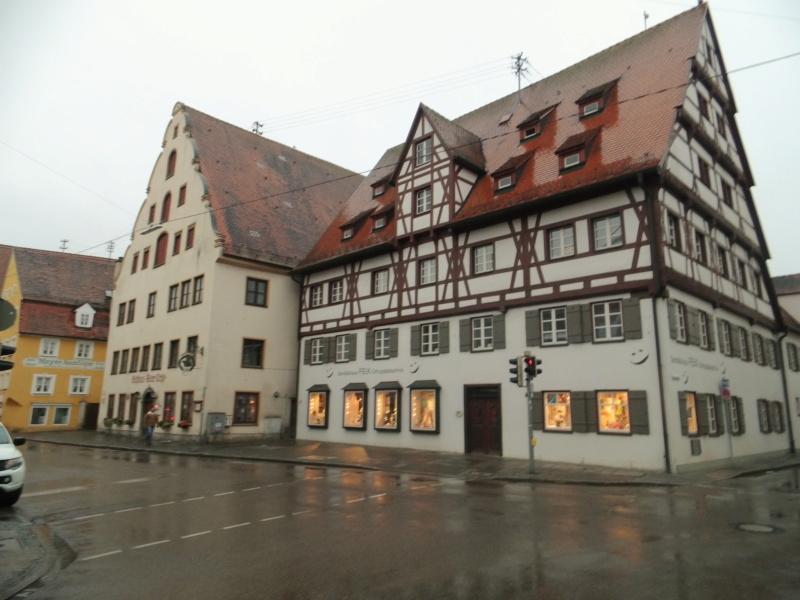 Ein paar Häuser aus Nördlingen ... Dsci0410